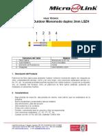 Patch Cord Microlink - Outdoor SM duplex 2mm LSZH.pdf