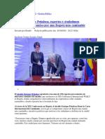 Compromiso Con El Alcalde Enrique Peñalosa