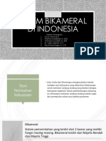 Sistem Bikameral Di Indonesia