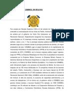 Historia de La Comibol en Bolivia - Copia