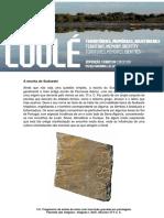 A escrita do sudoeste - Exposição Loulé - MNA