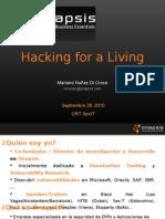 Onapsis Ortspirit Hacking Fora Living Print