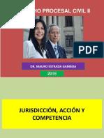 Derecho Procesal Civil II (Sum. y Ejecución)