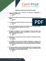 Mock Exam DEPC Spanish v062017