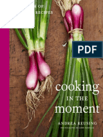Recipes from Cooking in the Moment by Andrea Reusing