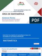 orientacion matematica