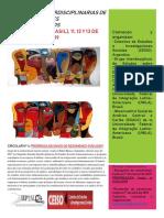 II Jornadas Interdisciplinarias de Estudios Sociales Latinoamericanos - Circular 4 Español