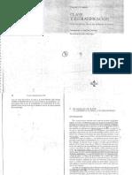 Crompton - El Analisis de Clase. La Herencia Clasica y Su Desarrollo