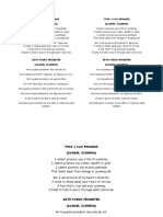 Poem Samuel Clemens