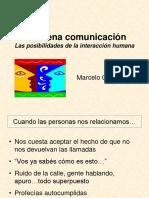 La buena comunicación