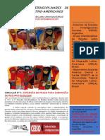 II° JORNADAS INTERDISCIPLINARES DE ESTUDOS SOCIAIS LATINO-AMERICANOS - Circular 4 II JIESLAT Portugues