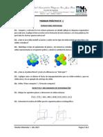 TP1 - Estructura Cristalina
