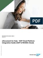 SAP HCI  HCI Integration GUide