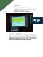 Clase de análisis organizacional