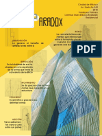 Carteles Paradox y Torres Folkart