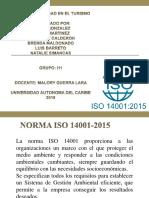 Iso 14001-2015 Exposición.