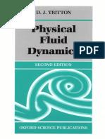 Physical Fluid Dynamics -TRITTON.pdf