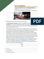 Red Integrada de Transporte - CURITIBA