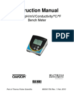 pH meter standard operating procedure