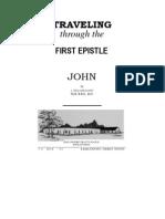 Traveling Through the First Epistle of John