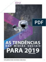 As Tendências Das Mídias Sociais Para 2019 Pt BR VF