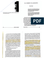 El Cuerpo y El Archivo - Alan Sekula