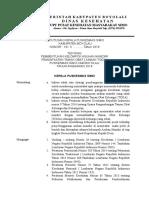 Sk Asman Toga Tingkat Kecamatan 2019