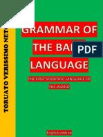BANA LANGUAGE
