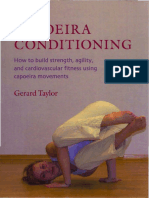 Taylor Gerard - Capoeira Conditioning