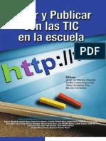 Módulo Crear y Publicar con las TIC en la escuela