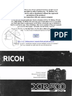 RICOH XR500 MANUAL.pdf