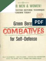 Banks Aaron - Green beret combatives for self-defense.pdf