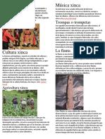 CIVILIZACION XINCA, LADINA INCA GARIFUNA.docx