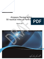 Review Airspace Within 50nm Perth Wa
