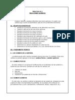 lab quimica 100 practica 2