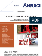 4. Modelo de Presentación ANRACI Bombas Contra Incendio NFPA 20