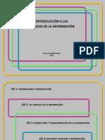 Introducción a las Ciencias de la Información Sznajderowski
