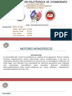 Motores Monofasicos COMPLETO
