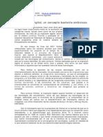 Piscitelli La Migracion Digital