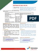 Meditran Sx Sae 15w 40 API Ch 4