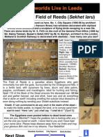 Egyptian Info Points