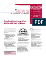 URISA News January/February 2009