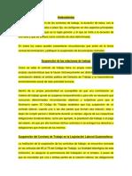 derecho laboral Suspensión de las relaciones de trabajo.docx