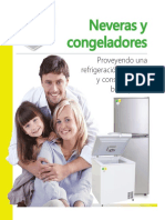 EcoSolarCool Solar Refrigerator & Freezer Brochure SPANISH OCT15