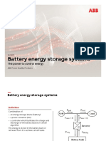 ABB Battery Energy Storage System