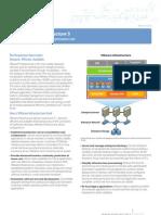 Vmware Infrastructure brochure