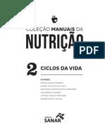Editora Sanar CICLOS DA VIDA
