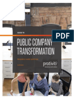 Guide to Public Company Transformation Fourth Edition-protiviti