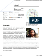 Astro-Databank Grigori Perelman