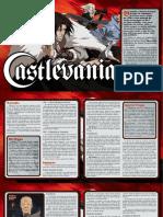 Adaptação - Castlevania